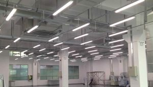 commercial lighting and ballast replacement by 4B Systems Mundelein, Illinois