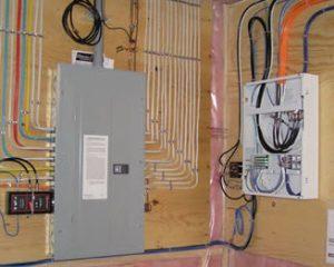 electric rewiring by 4B Systems Mundelein, Illinois