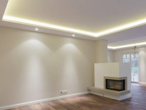 led home lighting installation 4B systems