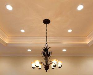 recessed lighting installation - Mundelein, Illinois - 4B Systems