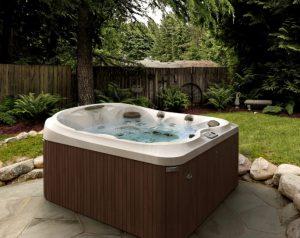 Hot Tub Install - Mundelein, Illinois - 4B Systems
